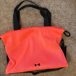 Under Armour cinch tote